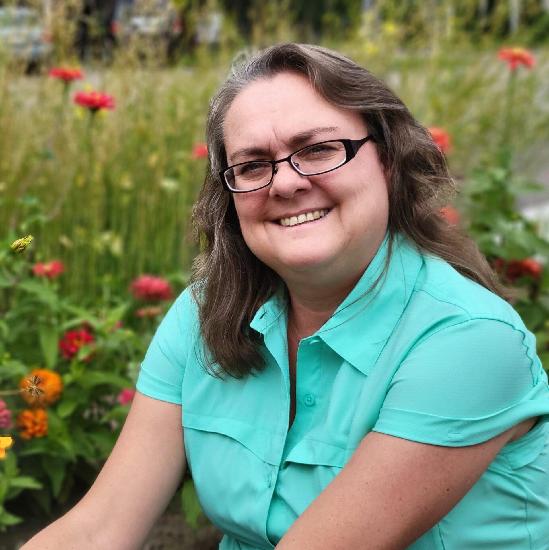 Catrina Moore, headshot