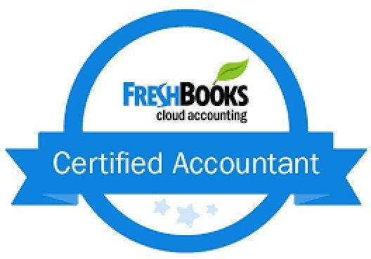 FreshBooks Certified Accountant logo